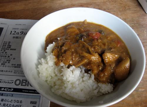 2009-12-9朝食