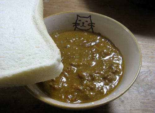2009-12-9 夕食