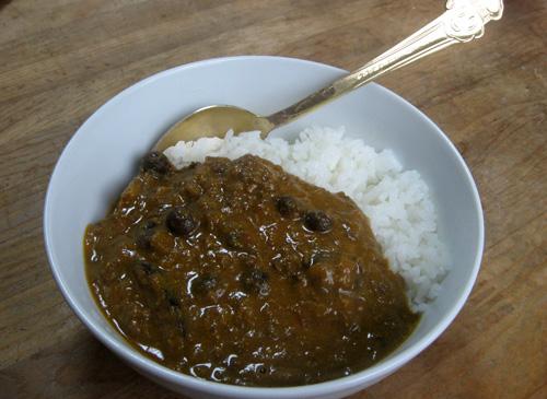 2009-12-11 昼食
