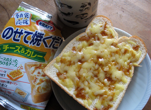 2010-01-04 朝食