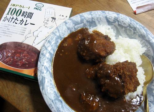 2010-01-06夕食