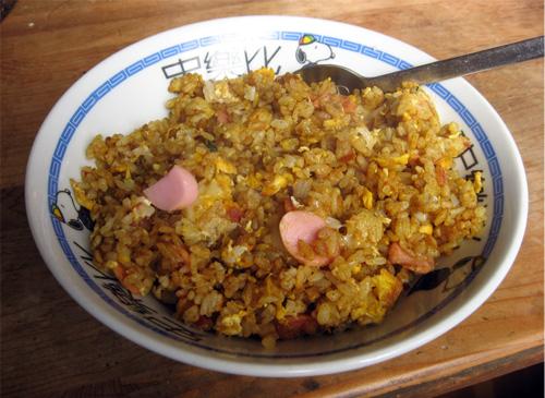 2010-01-10 昼食