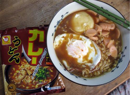 2010-01-12昼食