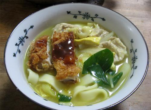 2010-01-23 夕食