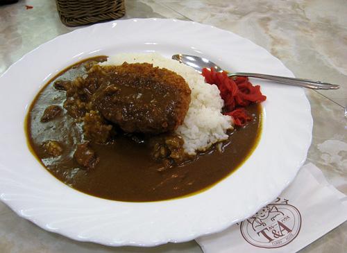 2010-03-22昼食