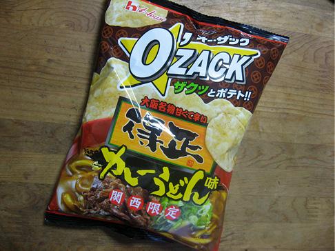 オーザック/得正カレーうどん味