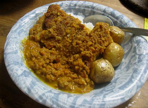 2010-06-21夕食