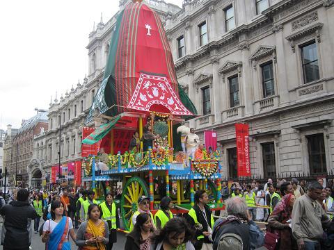 インドのお祭り