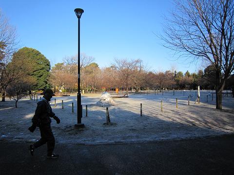 井の頭公園110213-1