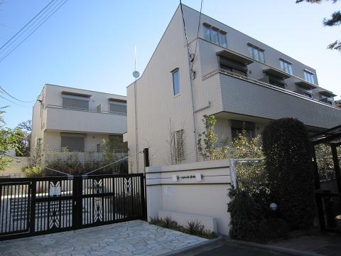 吉祥寺のアパート2