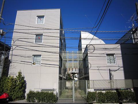 吉祥寺のアパート4
