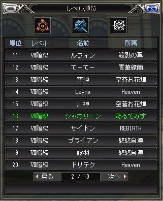 1鯖コラ11-20位