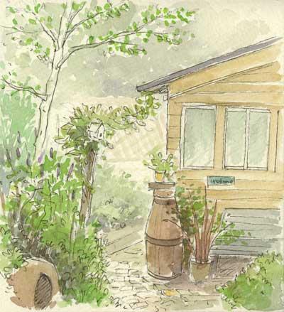 mimoza garden