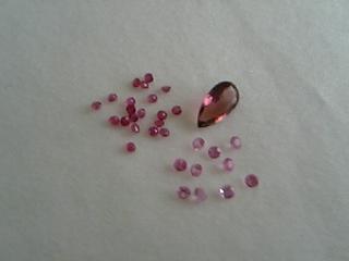 宝石たち。