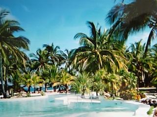 キューバ、バラデロにて。