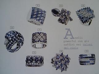 サファイアの指輪のページ。
