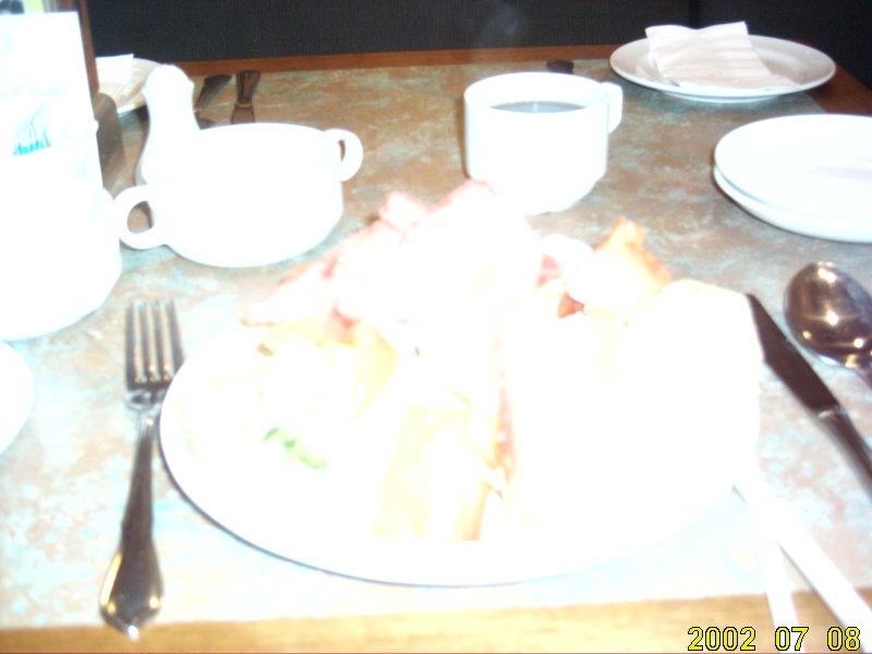 2009.1マレーシア朝食