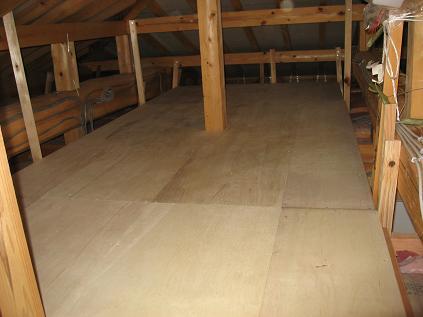 屋根裏部屋 (1)