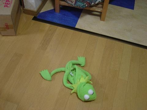またリビングへ(2008.09.04)
