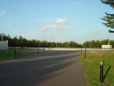 公園の真ん中あたり(2008.09.21)