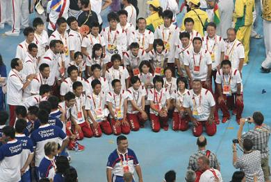 北京五輪 閉会式5