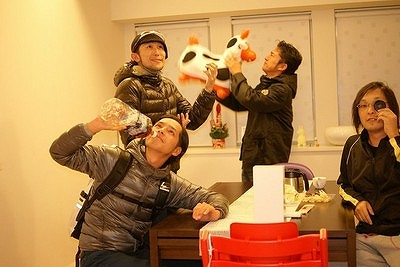 新年会(2)20110109