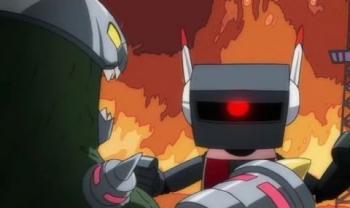ロボ子・ドジラ2