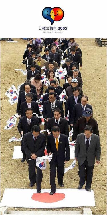 日本を踏むほど好きなんですね?わかります。