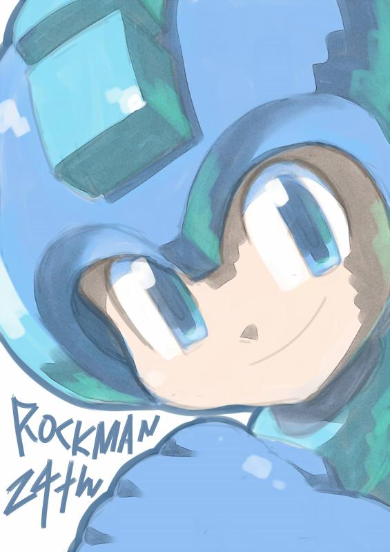 ロックマン24th