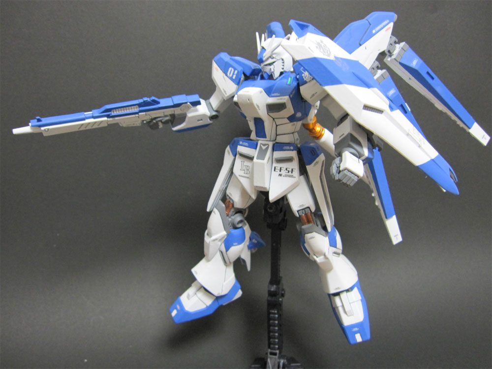 Hi-νガンダムHM-5