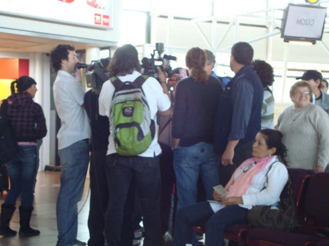 サンチャゴ空港