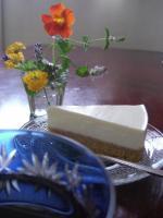 Mrs Berryさんのチーズケーキ
