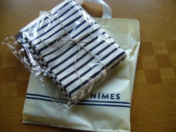 NIMESの布