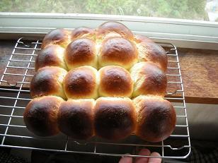 ちぎりパン 004
