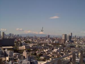 1027富士山