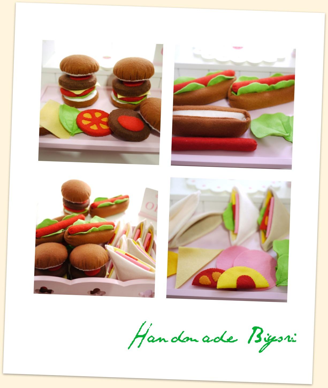バーガー&ドッグ&サンド