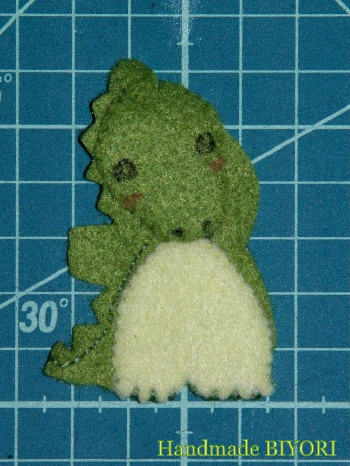 ドジラ - 試作品(抹茶)