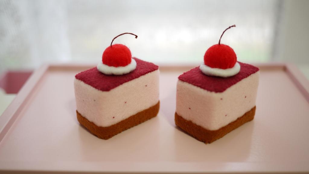 チェリーケーキ