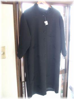フレア衿のワンピース 14500