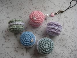 編みマカロン