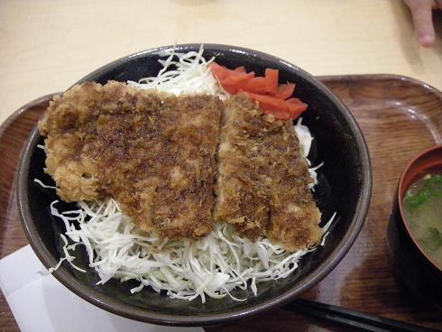 東京ソースカツ丼