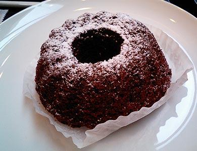 チョコレートマロンケーキ