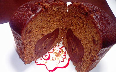 ブールミッシュトリュフケーキ
