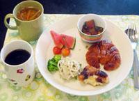 6月24日の朝食♪