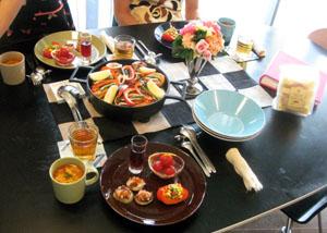 ☆Happy Birthday☆ の お料理教室♪
