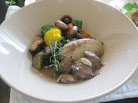IMG_3722 夏野菜たっぷと、しっとり コンフィ