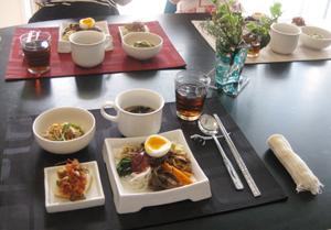 韓国料理メニュー3回目☆Kitouサンと、Yukaチャンと♪