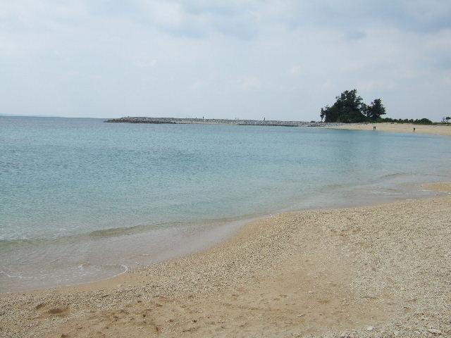 きれいな海・・・at 名護