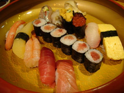 下田寿司 お寿司