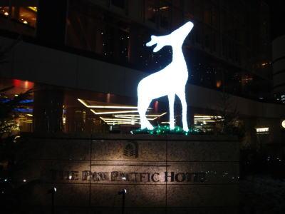 横浜パンパシフィックホテルエントランス